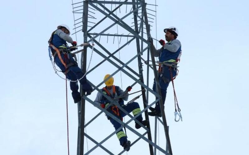 Sivas, Tokat ve Yozgat'ta bayramda elektrik tüketimi yüzde 19,3 arttı