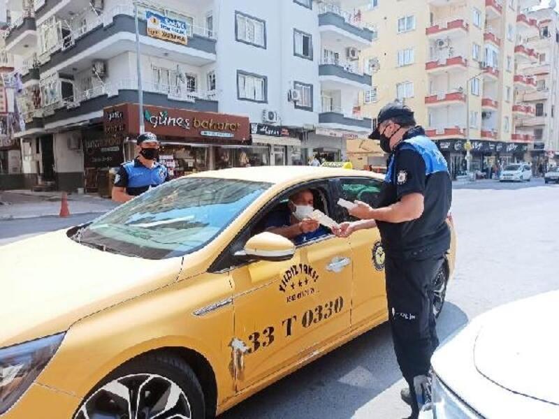 Sürücülere, engelli vatandaşlara karşı duyarlılık bilgilendirmesi