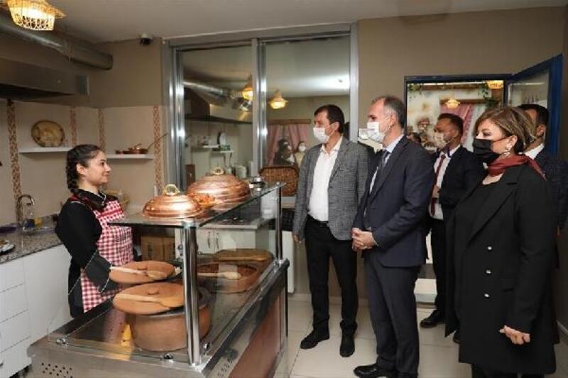İnegöl Mutfağı yeniden misafirlerini ağırlamaya başladı