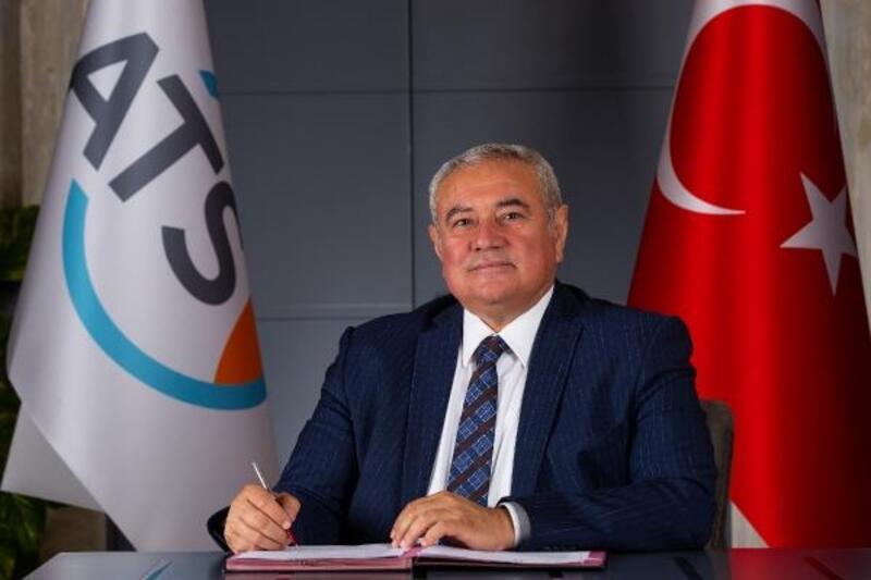 ATSO'dan Antalya'ya 100 milyon liralık nefes