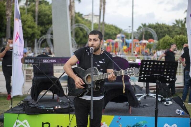 Büyükşehir, pandemide müzisyenlere 1 milyon 300 bin lira destek sağladı