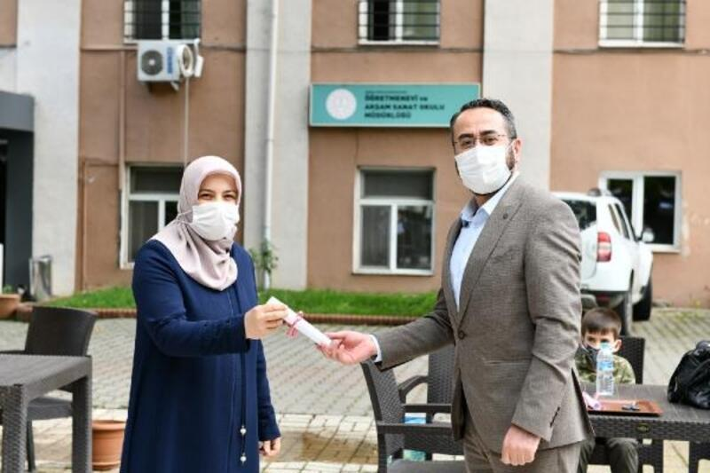 Mustafakemalpaşa'da Hayat Boyu Öğrenme Haftası kutlandı