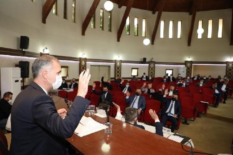 İnegöl Belediyesi, Haziran ayı meclis toplantısını gerçekleştirdi