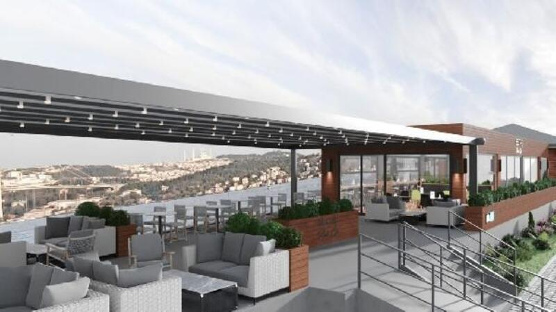 Beşiktaş'taki kitap kafe ve sosyal tesisin adını ilçe sakinleri seçecek