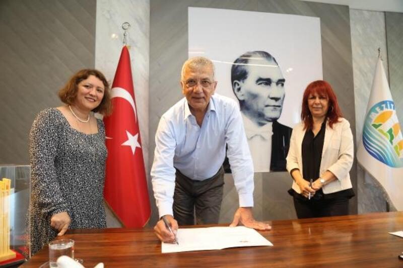 Mezitli Belediyesi, Ulusal Sağlıklı Şehirler Deklarasyonunu imzaladı