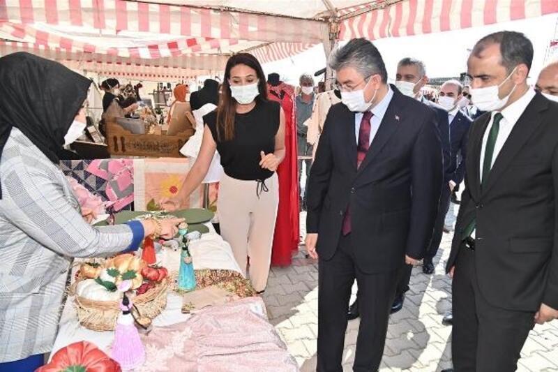 Osmaniye'de Hayat Boyu Öğrenme Haftası etkinlikleri başladı