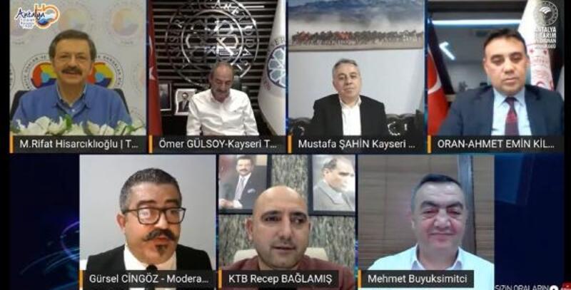 'Sizin Oraların Nesi Meşhur?' Kayseri'de