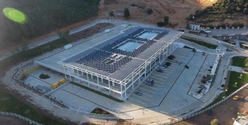 Büyükşehir, Bodrum Otobüs terminali inşasını tamamladı