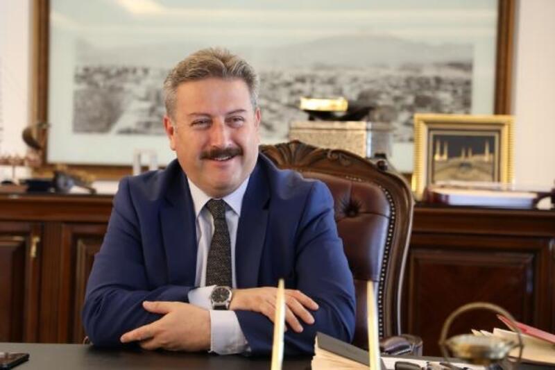 Başkan Palancıoğlu, LGS'ye girecek öğrencilere başarılar diledi