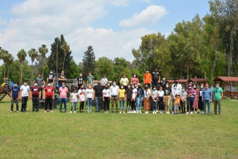 Büyükşehir Yenice Kurs Merkezi öğrencileri LGS öncesi stres attı