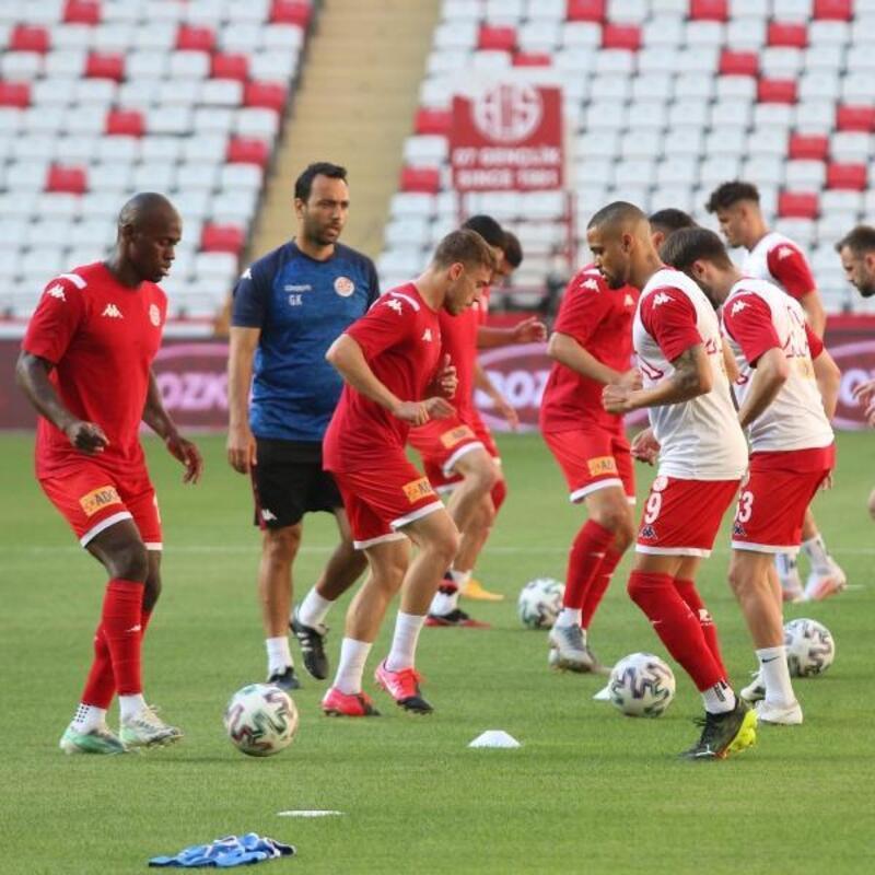 Antalyaspor'dan transfer atağı
