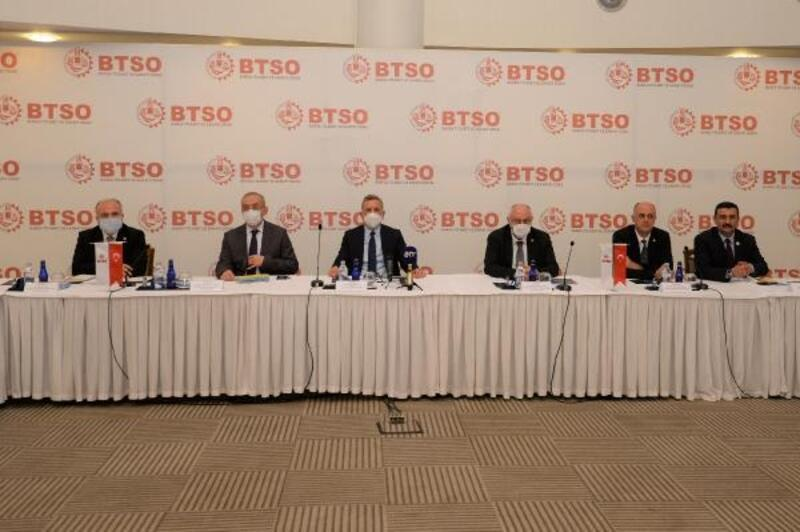 BTSO, İYİ Parti heyetini ağırladı