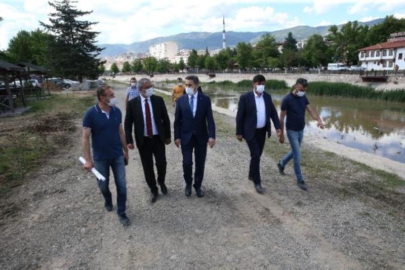 Başkan Eroğu: Kanal Tokat 2 projesi başladı
