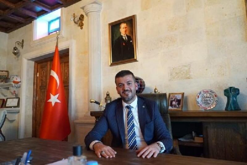 Başkan Aktürk, LGS'ye girecek öğrencilere başarılar diledi
