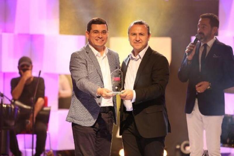 Kepez'in 7. Ulusal Müzik Ödülleri sahiplerini buldu