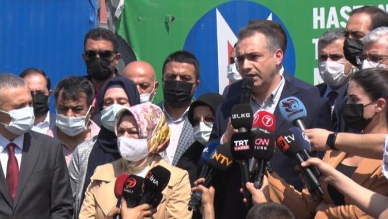 AK Parti İstanbul İl Başkan Yardımcısı Batur'dan Yenidoğan metro hattı açıklaması