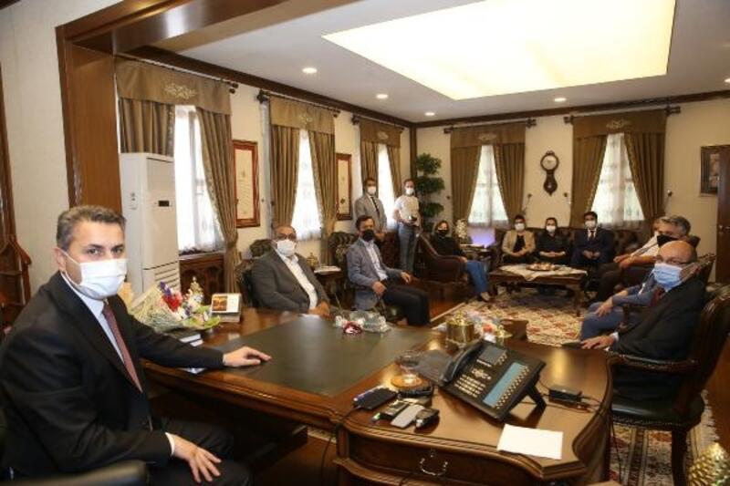 Başkan Eroğlu: Yaptığımız çalışmalar Türkiye'ye örnek oluyor