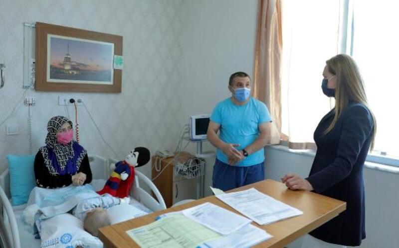 DEÜ'de özel çocuklara, genel anestezi altında diş tedavisi
