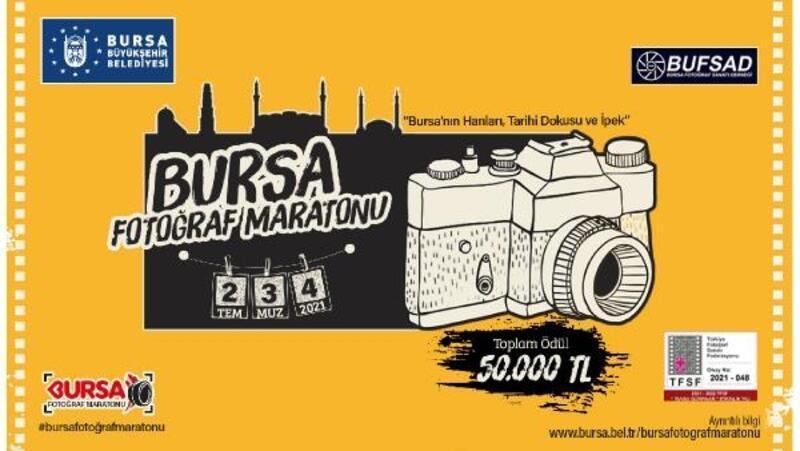 Fotoğraf tutkunları maratonda buluşuyor