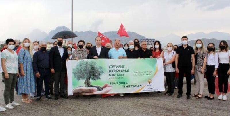 Ak Parti'den Büyükşehir'e 'Boğaçayı' tepkisi