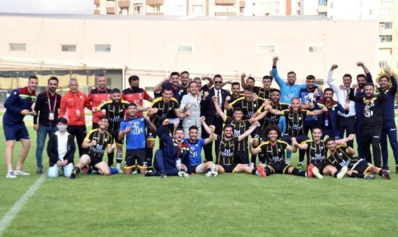 Talasgücü Belediyespor - Kayseri EMAR Grup FK: 0-1