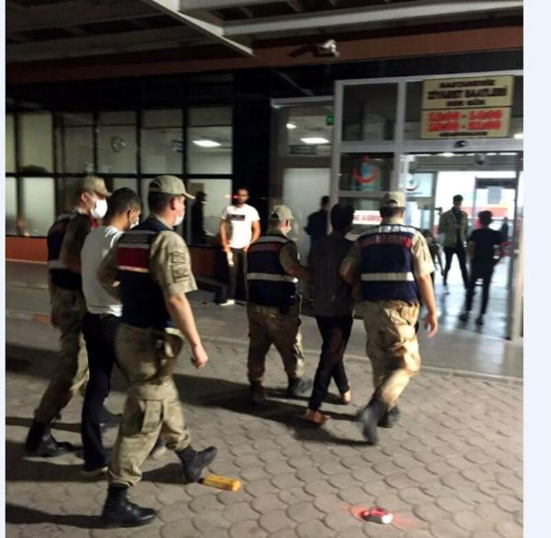 Kilis'te 2 hırsızlık şüphelisi tutuklandı