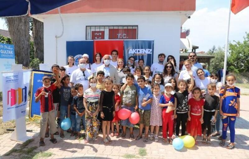 Akdeniz'de, 'Mülteciler ile sosyal uyum projesi' buluşması