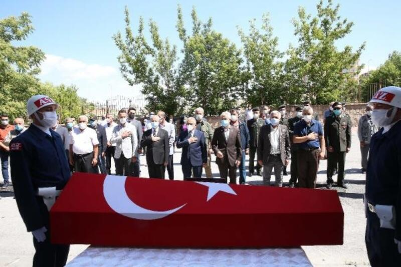 Kayseri'de Kore Gazisi hayatını kaybetti