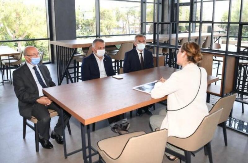 Vali Yazıcı, ADF öncesi tedbirleri yerinde inceledi