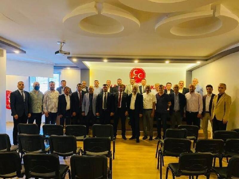 MHP'li İpek: 2023'te Erdoğan için var gücümüzle çalışacağız