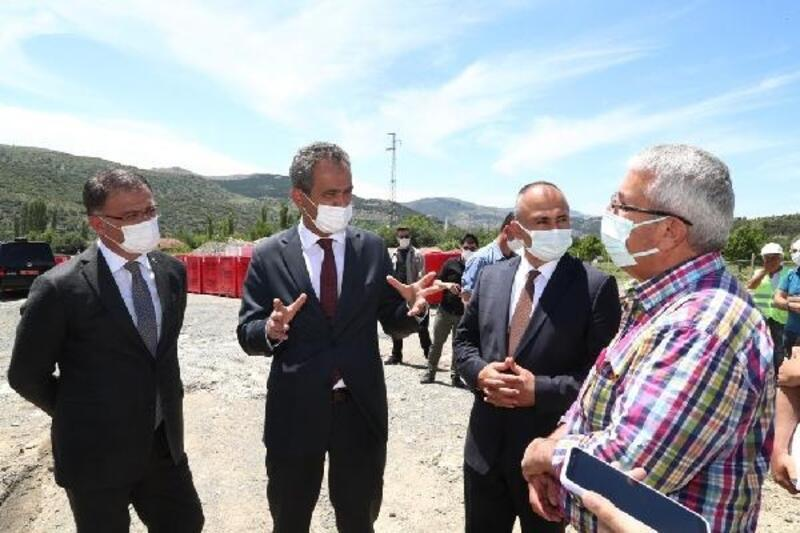Milli Eğitim Bakan Yardımcı Özer, Tokat'ı ziyaret etti