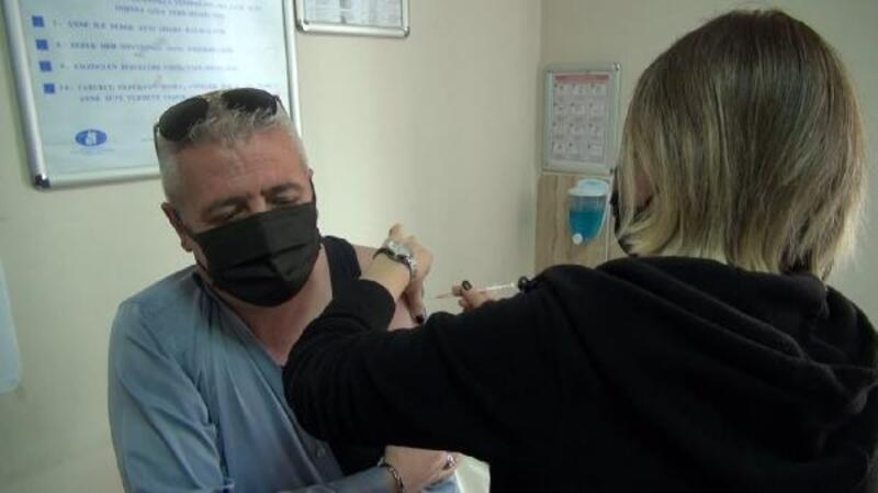 Kırıkkale'de aile sağlığı merkezlerinde Biontech uygulaması başladı