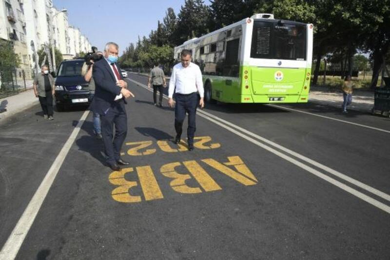 Başkan Karalar:Adana'nın tüm yollarını yapacağız