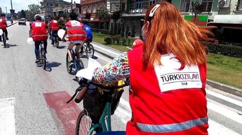 Osmaniye'de, Kızılay'ın 153'üncü yılı kutlandı