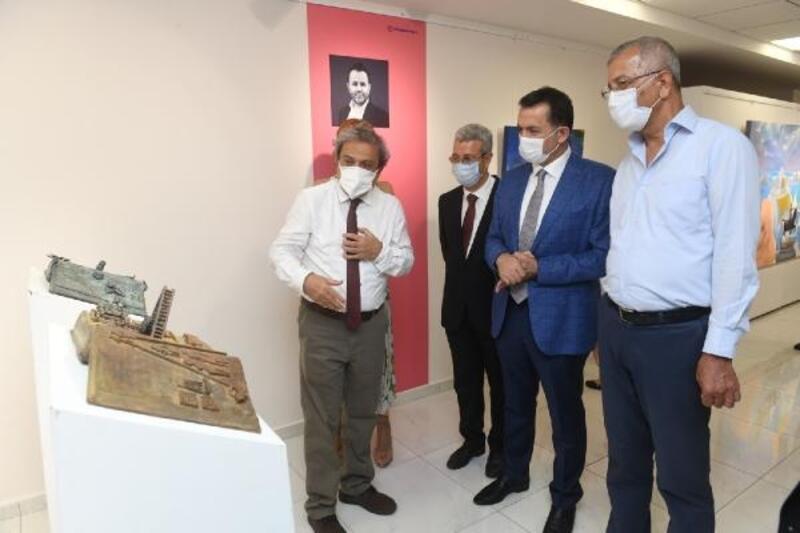 Leonardo da Vinci'ye saygı sergisi açıldı