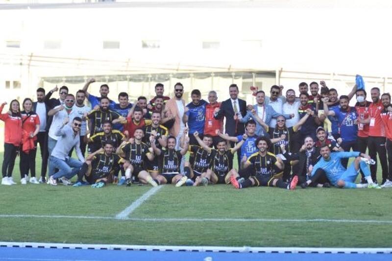 Kayseri EMAR Grup FK - Talasgücü Belediyespor: 1-0