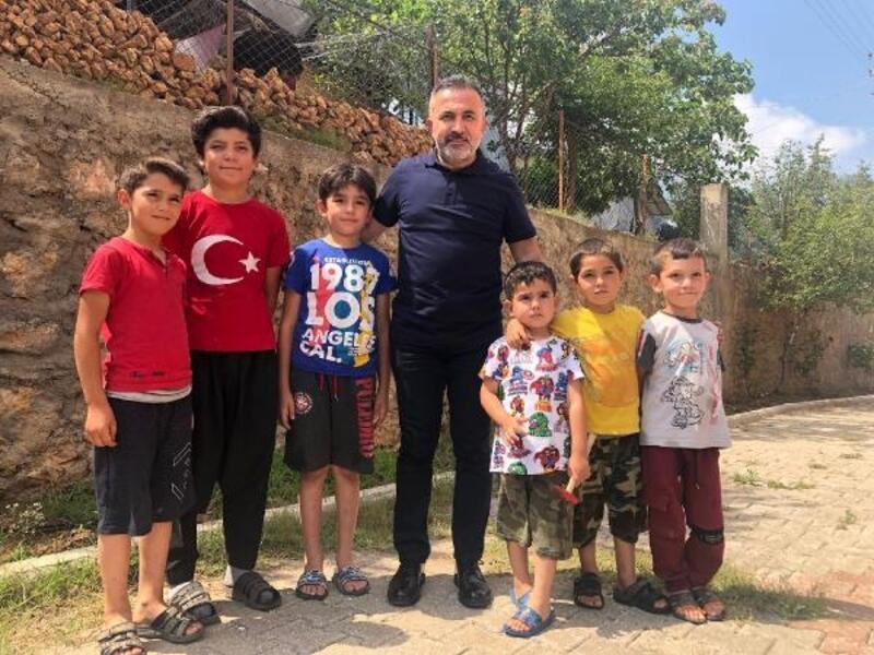 AK Parti Adana Milletvekili Dağlı, Kozan'da