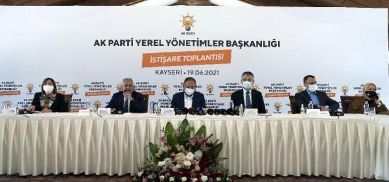 Başkan Büyükkılıç'tan istişare toplantısı değerlendirmesi