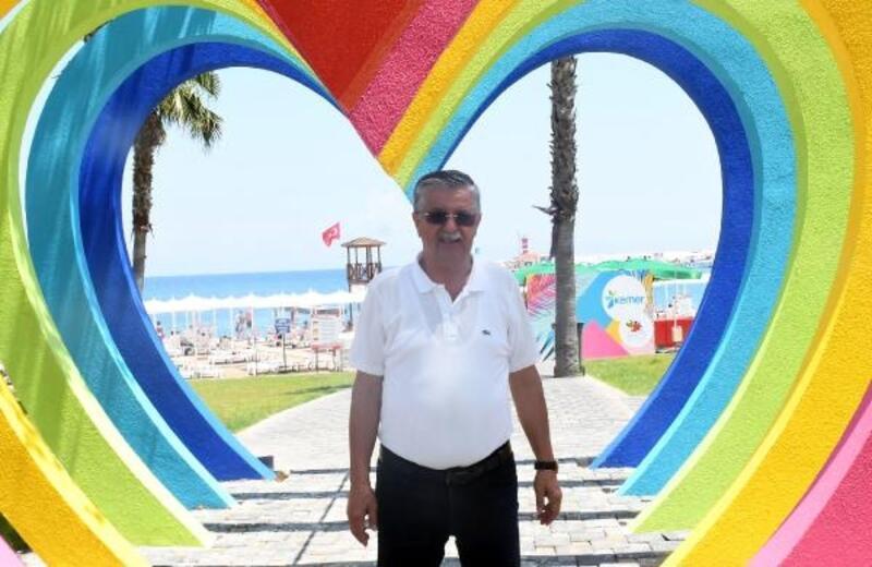 Topaloğlu: Kemer'de 4 milyon turist ağırlarız