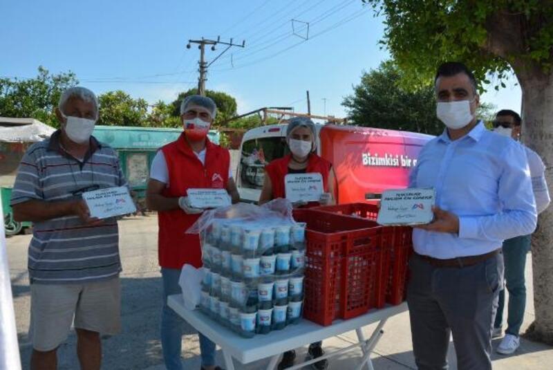 Mersin Büyükşehir'in mahalle mutfaklarının sayısı 24'e ulaştı