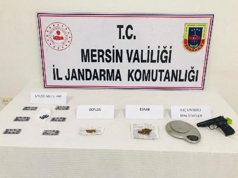 Mersin'de uyuşturucu operasyonu: 11 şüpheli