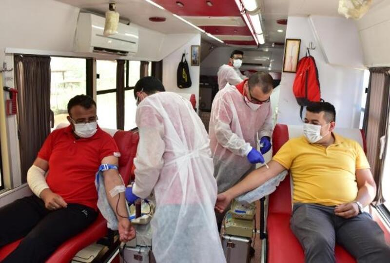 'Kan ver can olsun' kampanyasında 3. etap