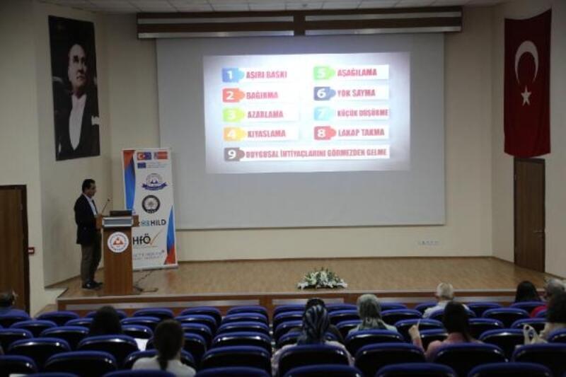 ERÜ'de eğitim programı
