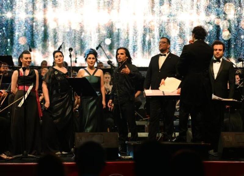MDOB'un gala konseri keyifli anlar yaşattı