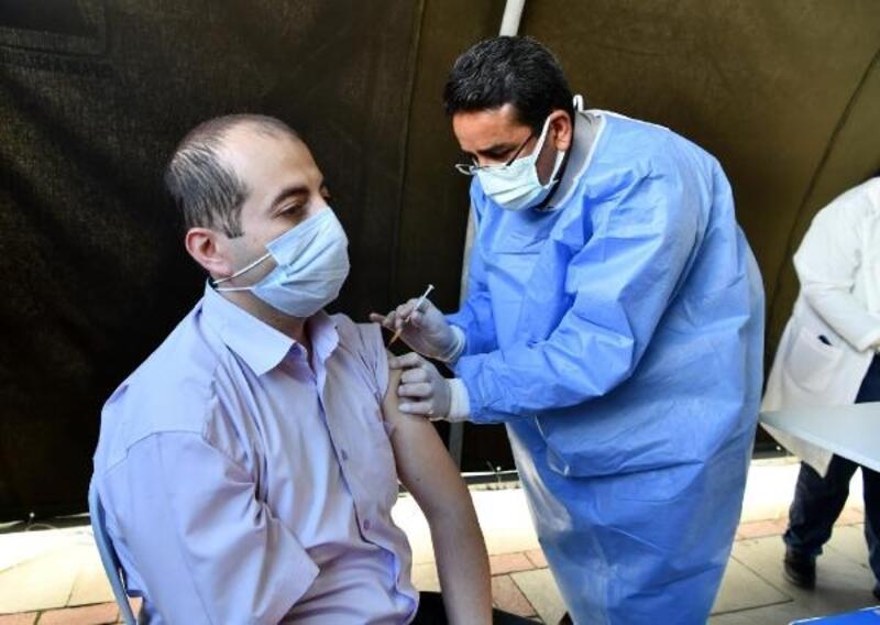 Isparta'da aşı seferberliği