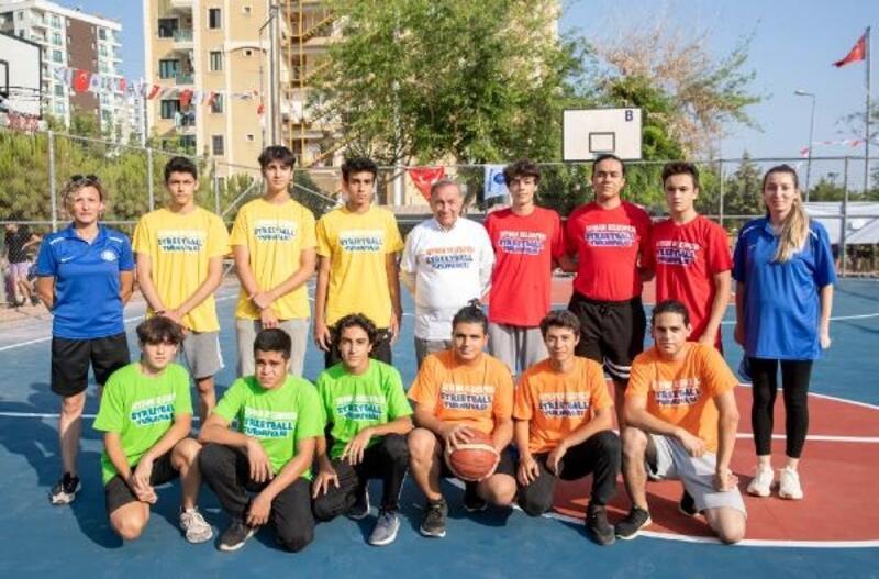 Seyhan'da Streetball Turnuvası başladı