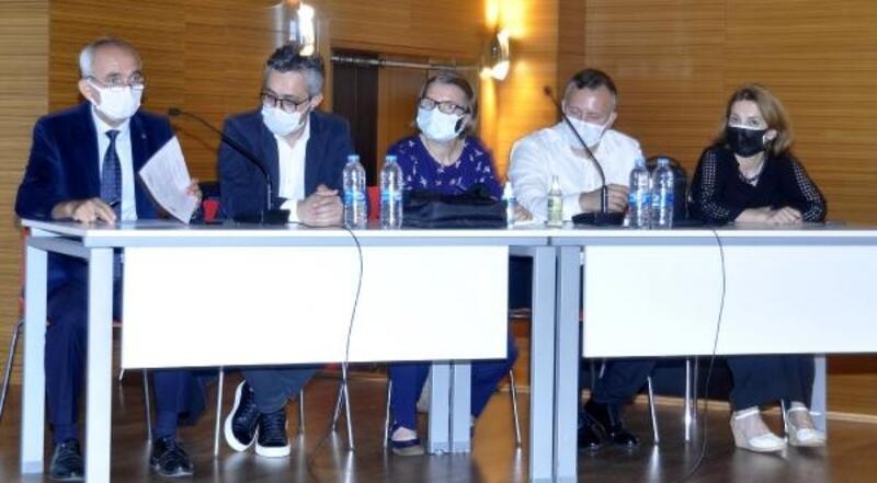 Manavgat'ta doğal gaz bilgilendirme toplantısı