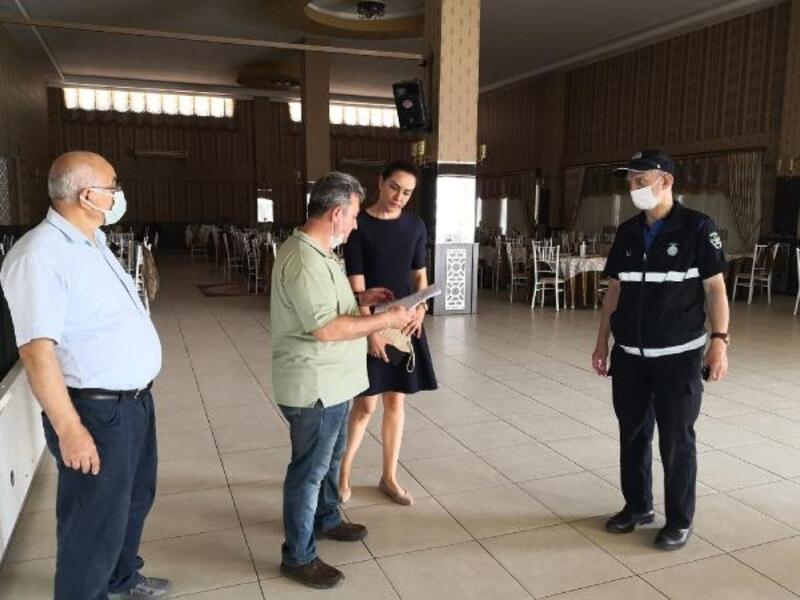 Osmangazi'de deprem denetimleri sürüyor