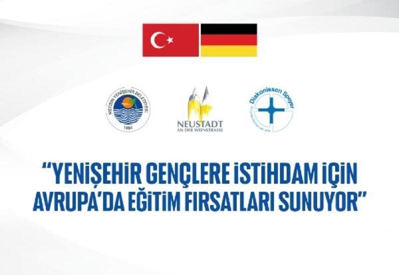 Yenişehir Belediyesi'nin yurt dışında eğitim projesine başvurular başladı