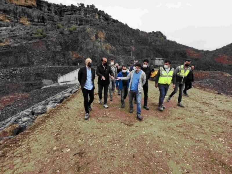 Demirci yıl sonuna kadar 4 baraja daha kavuşacak